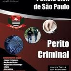 Concursos Públicos - Edital Polícia Civil/SP - Apostila Perito Criminal (PC-SP)