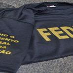 Eleições 2012 - ELEIÇÕES 2012 EM CUIABÁ: Camisetas semelhante da Polícia Federal são apreendidas pela PF no comitê de Lúdio