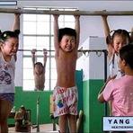 Esportes - A China formando seus atletas olímpicos!