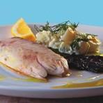 Culinária - Receita de peixe assado para o Natal