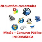Entretenimento - Informática no Concurso Público é fácil?...