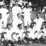 """Futebol - TÚNEL DO TEMPO - A """"primeira vez"""" da Seleção Brasileira"""