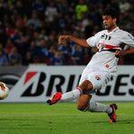 Futebol - Willian José desabafa após dois gols pelo São Paulo
