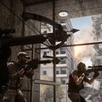 Jogos - BF3: Aftermath! Crossbow!!!!