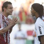 Futebol - Fluminense com a mão na taça