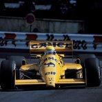 Fórmula 1 - Lotus volta ao pódio 25 anos depois de Ayrton Senna