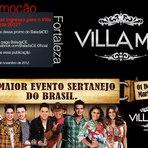 Entretenimento - villa mix fortaleza 2012