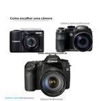 Como escolher uma câmera