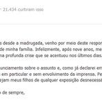 Vôlei - Vôlei: Giba divulga Nota de Esclarecimento em sua página do Facebook sobre o fim de seu casamento com Cristina Pirv: