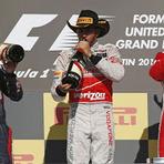 Fórmula 1 - Hamilton vence GP dos EUA e deixa a decisão marcada para o GP do Brasil