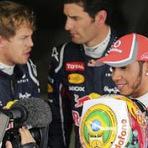 Fórmula 1 - Hamilton larga na pole, Vettel sai em em quarto e Alonso sai em sétimo no GP do Brasil