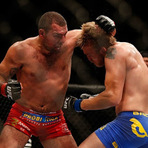 Esportes - Assistir vídeo melhores momentos do UFC - Shogun x Gustafsson