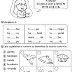 Educação - Exercícios de Ortografia-MP ou MB
