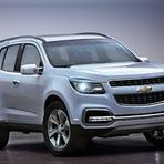 Chevrolet Captiva resumo e fotos