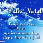 Entretenimento - Um cartão de Natal animado!