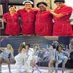 Entretenimento - Cheias de Charme e Avenida Brasil ofuscam Roberto Carlos Especial e Vídeo Show Retrô