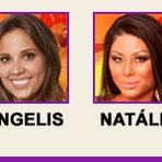 Entretenimento - Angelis ou Natália quem sai da Fazenda de Verão?