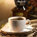 Contos e crônicas - Uma xícara de café
