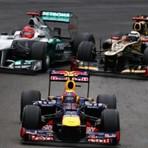 Fórmula 1 - As 15 melhores ultrapassagens da Fórmula 1 em 2012