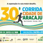 Esportes - Inscrições abertas para a Corrida Cidade de Aracaju