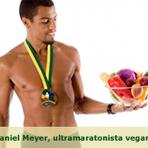 Esportes - Atletas vegetarianos e veganos