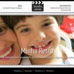 Negócios & Marketing - Site Minha Retro