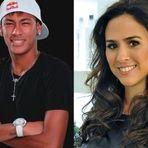 Entretenimento - Neymar pode participar de novela da Globo com Tatá Werneck