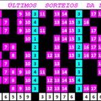 Entretenimento - OS 10 ÚLTIMOS RESULTADOS DA LOTOFÁCIL
