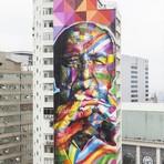 Pintura - Os melhores trabalhos em arte de rua do mês