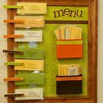 Entretenimento - decoração: Reciclar objetos ou dar-lhes uma utilidade diferente.