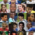 Futebol - Seleção Brasileira: Veja quem foram os atletas convocados para os amistosos contra a Itália e a Rússia.