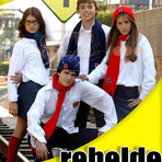 Entretenimento - Rebelde Way Em Breve