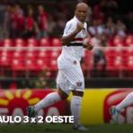 Futebol - Os gols - São Paulo 3 x 2 Oeste - 17/03/13 - Paulistão 2013