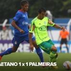 Futebol - Os gols - Palmeiras 1 x 1 São Caetano - 17/03/13 - Paulistão 2013