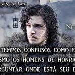 Entretenimento - Frases da série: Game Of Thrones