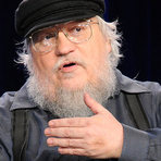 Entretenimento - George R. R. Martin irá participar de Game of Thrones