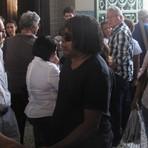 Violência - Corpo de Maria Cândida, neta de Cândido Portinari, é velado no Rio