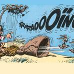 Entretenimento - Quadrinhos: Criações de Franquin voltam para a Depuis