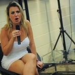 Entretenimento - Não está nos meus planos posar nua, dinheiro agora eu tenho, diz Fernanda