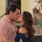 Entretenimento - Salve Jorge - Próximos Capítulos - Théo reencontra Morena na Igreja de São Jorge e beija a amada