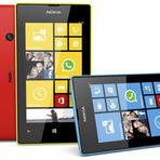 Portáteis - Nokia Lumia 520 chega ao Brasil custando R$ 599