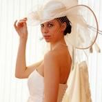 Diversos - Chapéus para mulheres - modelos especiais para casamentos