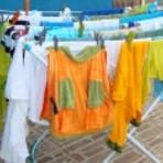 Diversos - Higiene pessoal das crianças - como secar e passar as roupas das crianças