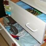 Diversos - Higiene pessoal das crianças - organização das roupas
