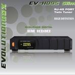 Tecnologia & Ciência - Novo Dump Evolutionbox Ev-Hd95 Slim Claro Tv 13-04-2013