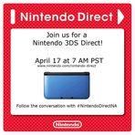 Entretenimento - Games. Nintendo anuncia Direct pra Quarta Feira focado no 3DS