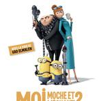Entretenimento - Cinema. Novo cartaz de Meu Malvado Favorito 2