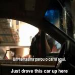 Pegadinha motorista fantasma