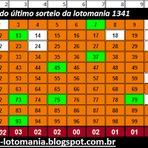 Entretenimento - Confira as estatísticas para o concurso 1342 da lotomania