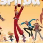Entretenimento - Quadrinhos: Spirou Z